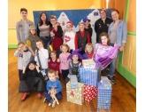 Un marché de Noël avec les élèves du privé de Visseiche et Marcillé-Robert