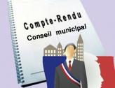 Compte rendu municipal 20 02 2020